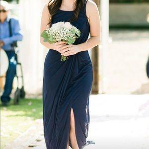 Bridesmaid dress from David's Bridal
